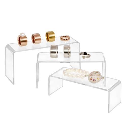 Plexiglas 3er set cool bunte vintage plexiglas wandlampen for Plexiglas beistelltisch 3er set